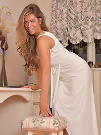 35 year old Vanessa Jordan has just returned from an..