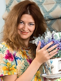 Housewife Helena Volga is 41 and horny, and she wants to..