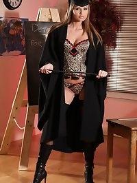 s school mistress