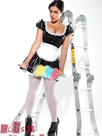 PVC French Maid