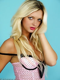 Saucy blonde Nurse Zuziana raises your temperature as she..