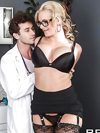 Phoenix Marie Pictures in This Nurse is No Pussy