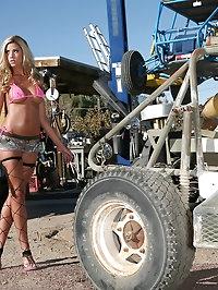 Exclusive Heather Rae Photos