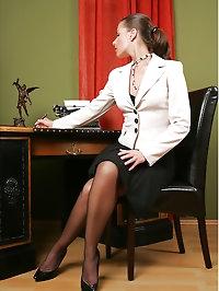 Lady Diana Vintage Office