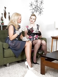 Frankie Babe and Sapphire - After Tea