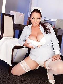 Nurse Nylon Porn