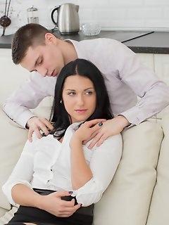 Teen Nylon Porn