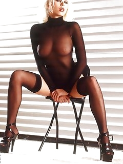 Bodystockings Nylon Porn