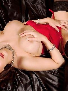 RedHead Nylon Porn
