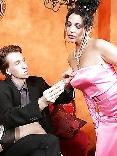 Gloves Nylon Porn