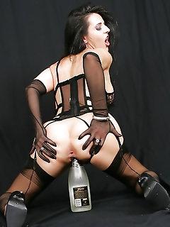 Masturbation Nylon Porn