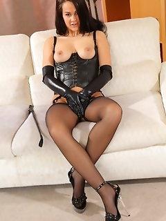 Lusty Nylon Porn