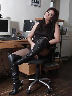 Boots Nylon Porn